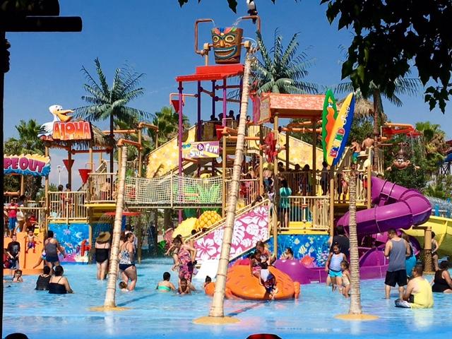 The new Ohana Bay family attraction at Island Waterpark