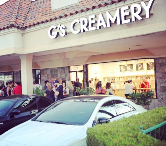 Image Courtesy of G's Creamery