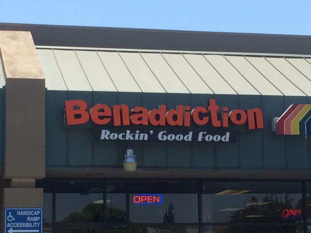 Benaddiction
