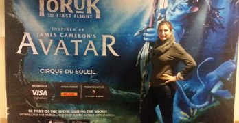 Playing Fresno: Cirque Du Soleil's Toruk – The First Flight