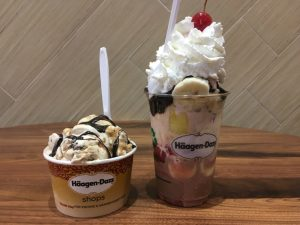 We All Scream For Free Ice Cream at Häagen-Dazs