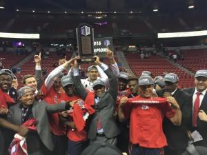 Time to Cheer on Bulldog Basketball Team