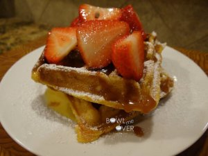 Sweet Potato Waffles – Cook Local
