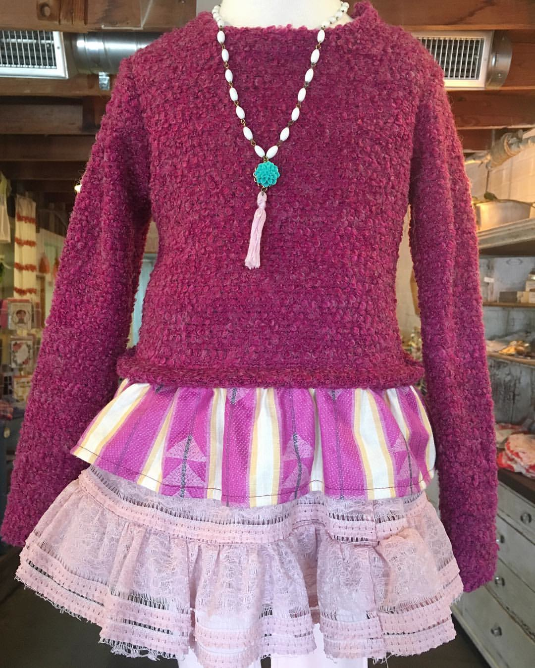 A Purple Tutu and Texture