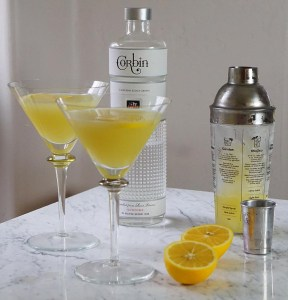 How to Make Lemon Drop Martinis with Locally Made Corbin Vodka