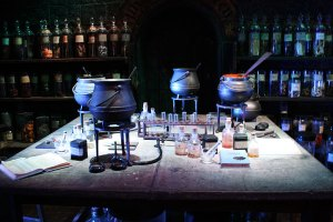 Hello, Harry Potter Cooking Class Exists