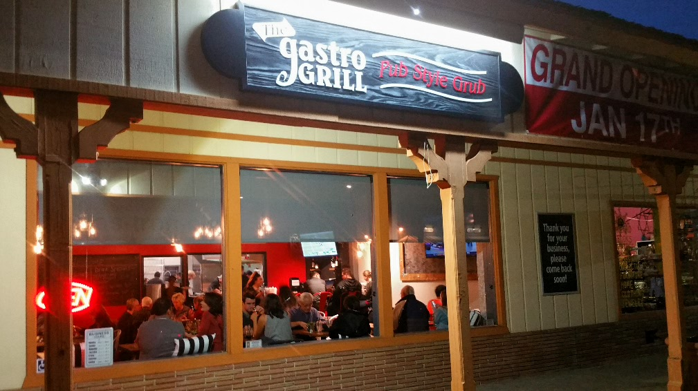 The Gastro Grill in Clovis