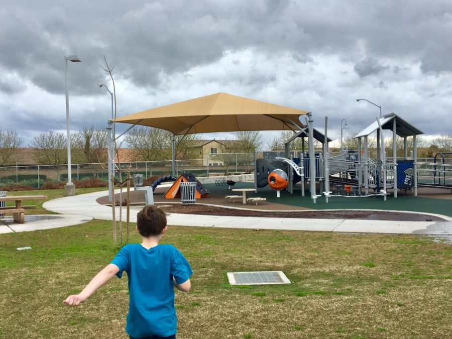 Check Out Inspiration Park