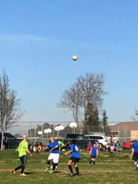 Soccer for the Over-30 Crowd