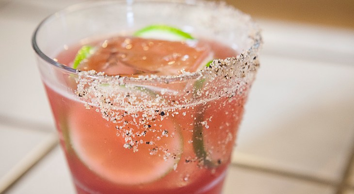 It's National Margarita Day. Here's How to Make a Berry Margarita
