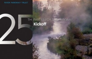 Get Your Tickets Now for the 25th Anniversary Parties For The Parkway Kickoff Event