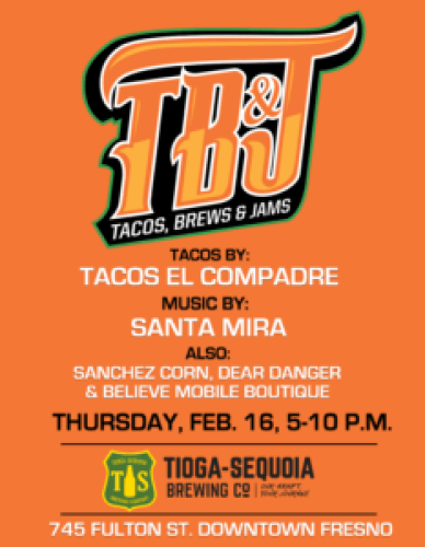 5 Tacos in Fresno