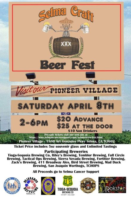 National Beer Day events