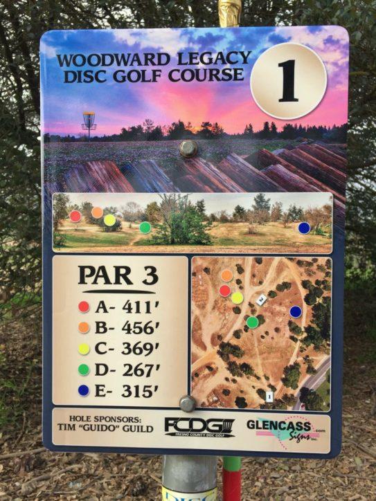 fresno disc golf