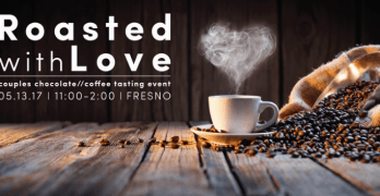 'Roasted with Love' Combines Coffee, Chocolate, Brunch and Competition