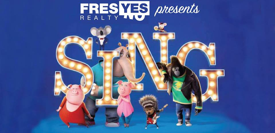 fresyes movie in the park sing