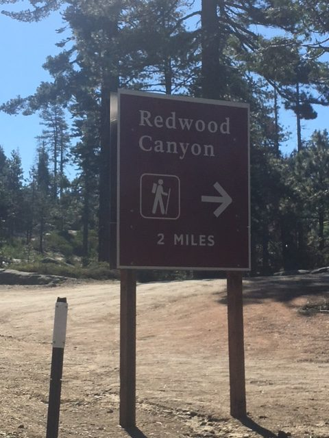 redwood canyon hart loop