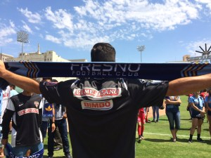 Goal! Fresno is home to the newest USL professional soccer team