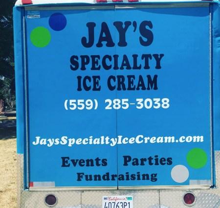 Jay's Specialty Ice Cream