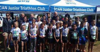 iCAN TRI Junior Triathlon Championship This Weekend in Fresno