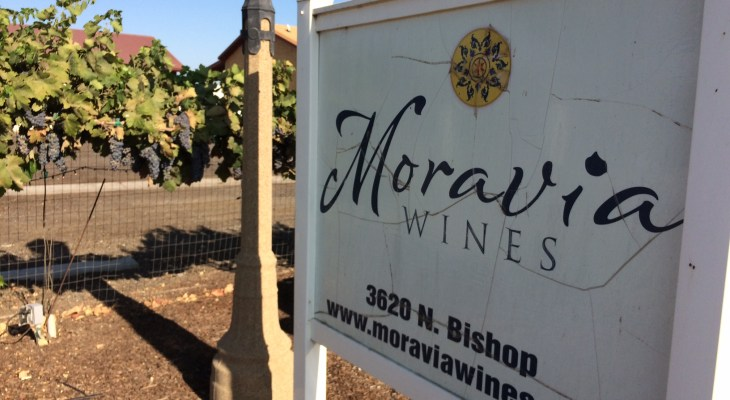 Moravia Winery is a good time for both kids and adults