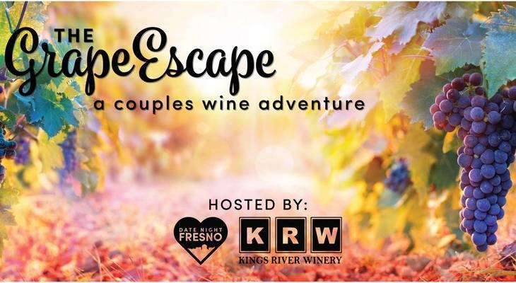 """Date Night Fresno hosts """"The Grape Escape"""" couples event Sunday"""