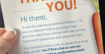 Is the new-to-Fresno Walmart grocery pick-up worth it?
