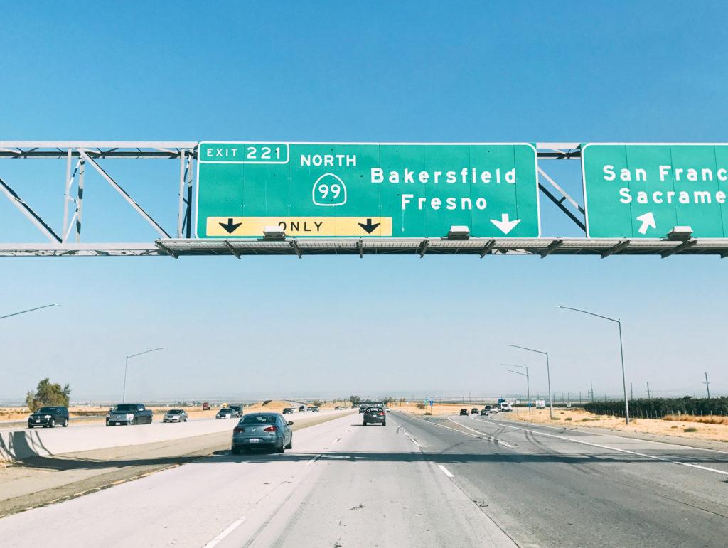 Highway 99 history
