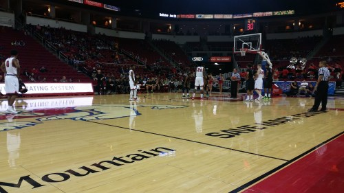 Fresno State men's basketball
