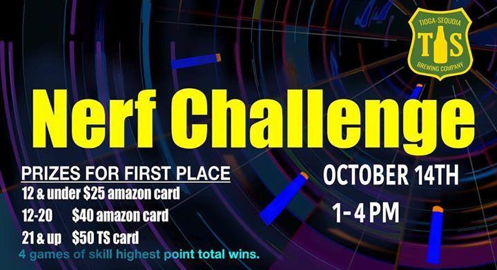 Funnel Vision Nerf Gun Challenge Funnel Vision Nerf Gun Challenge ...