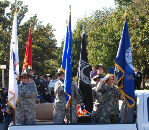 Veterans Day events and discounts