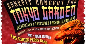 Get your tickets now: Benefit concert for Tokyo Garden is Dec. 9