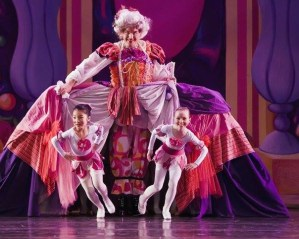 Get tickets now for Lively Art's annual Nutcracker performance