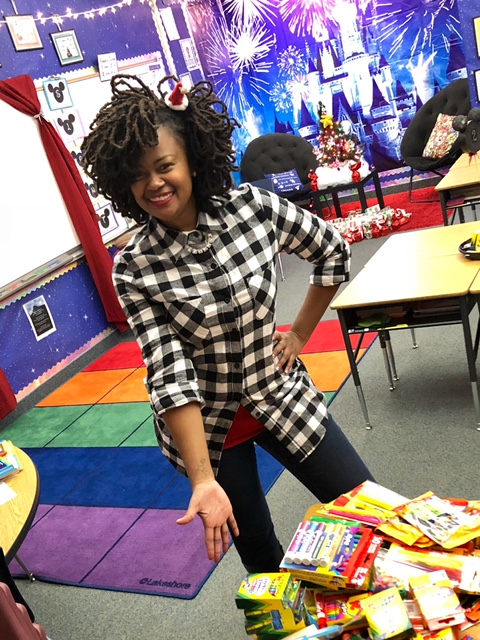 teacher carlanda williams