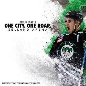 Fresno Monsters looking to pack Selland Arena, prove hockey belongs downtown