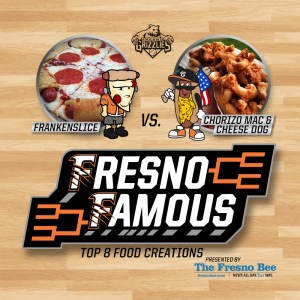 The Grizzlies' Fresno Famous tournament lets you vote on weird ballpark food