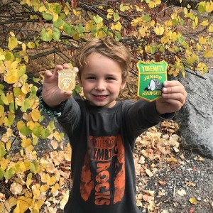 Become a Junior Ranger at your favorite national park!