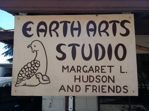 Margaret Hudson studio
