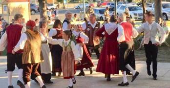 Kingsburg's 53rd Swedish Festival starts tonight!