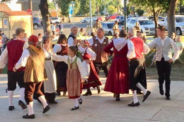 Kingsburg Swedish Festival