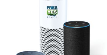 FresYes Realty skill now available on Alexa-activated devices!