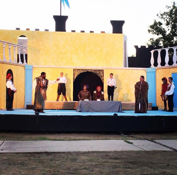 Woodward Shakespeare Festival