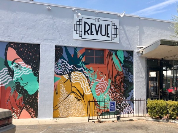Revue one year anniversary