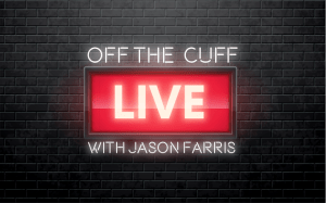 Off the Cuff episode 3