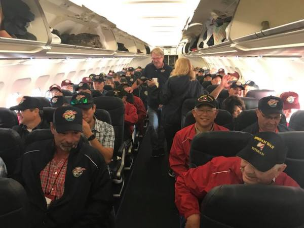Central Valley Honor Flight