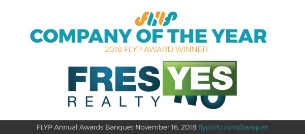 FLYP company of the year