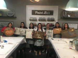 AR Workshop takes wine and painting to the next level