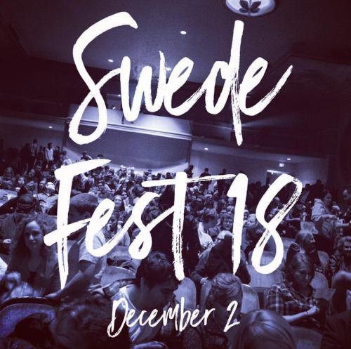 Swede fest deadline 18