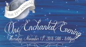 """One Enchanted Evening"" kicks off the holiday season in Old Town Clovis"