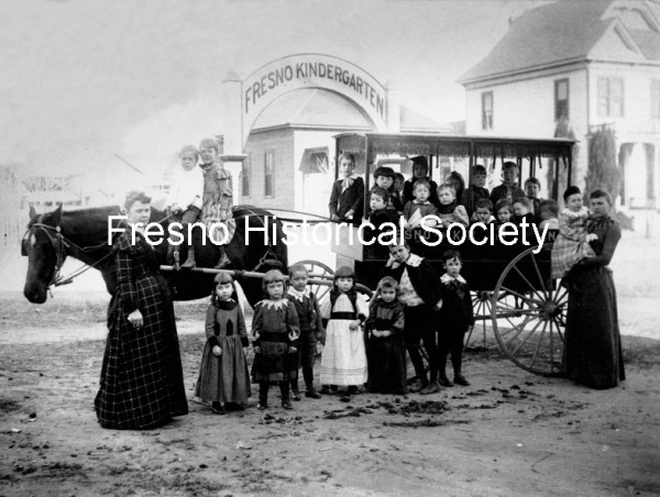 Fresno Historical Society photos